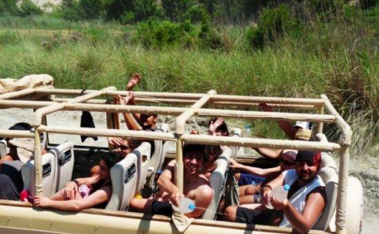 Dalyan Jip Safari