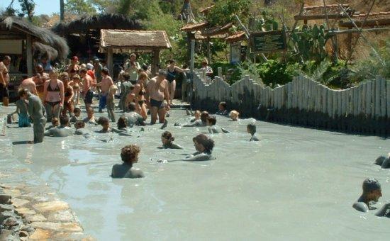 Dalyan Çamur Banyoları